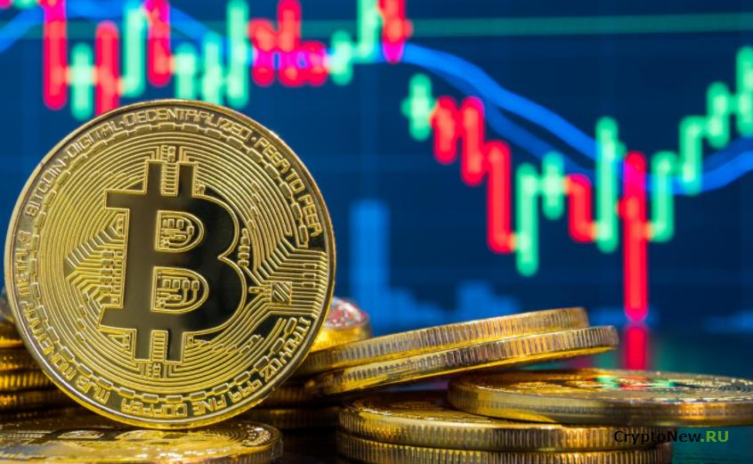 Корректировка цены Bitcoin