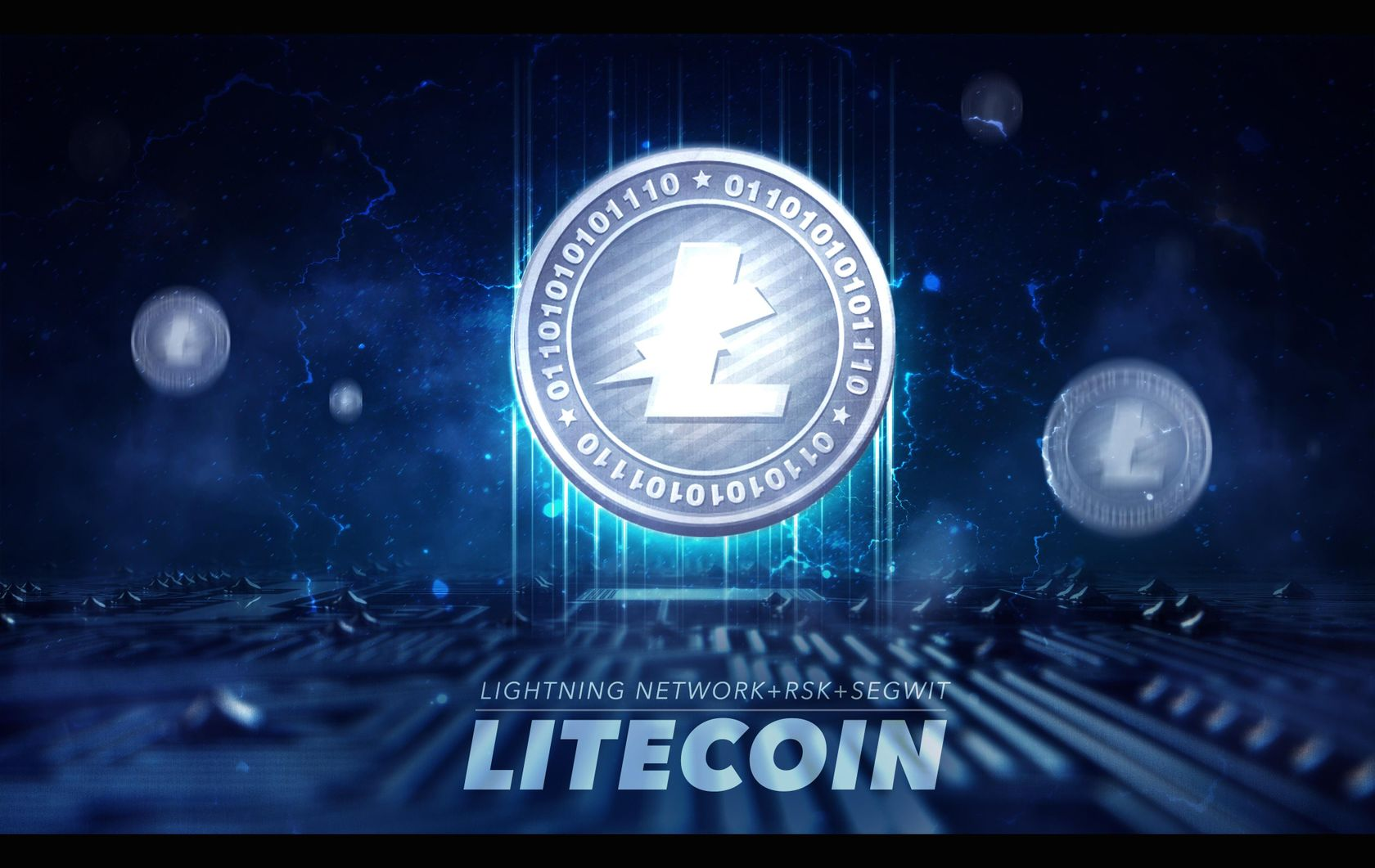 Почему растет цена на Litecoin (LTC)