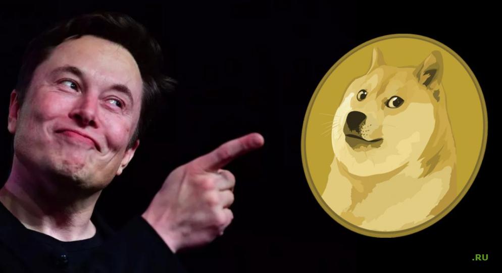 Илон Маск купил своему сыну Dogecoin.